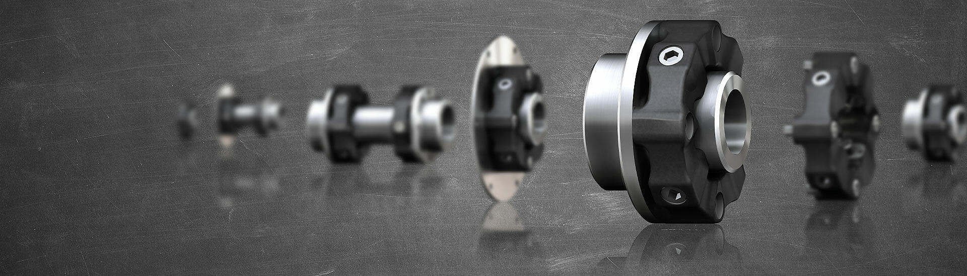 EVOLASTIC highly flexible couplings | KTR Systems