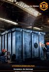 Broschüre Stahlbehälter | KTR Systems