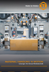 Brochure Indoor Material Handling by KTR Systems GmbH