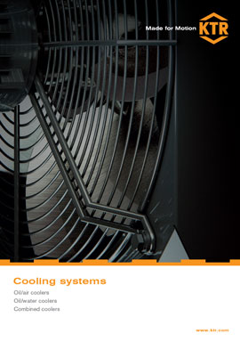 Catalogue cooling systems English by KTR Systems GmbH