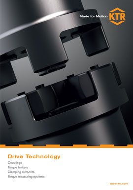 Catalogue Drive Technology English by KTR Systems GmbH