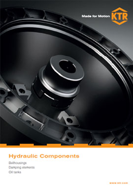 Catalogue Hydraulic Components English by KTR Systems GmbH