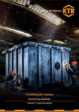 Hydraulic tanks - Frames