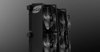 Kombinerede kølere