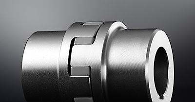 Flexible jaw and pin & bush couplings