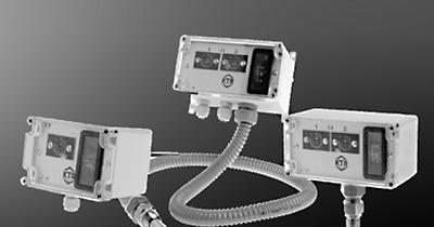Temperatur kontrol og måling