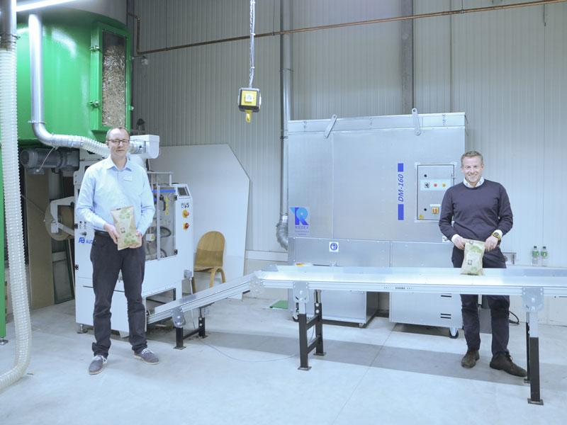 KTR Recycling project Benedikt Bußmann Stefan Greve