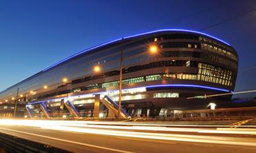 Referenzprojekte von KTR: THE SQUAIRE Metro